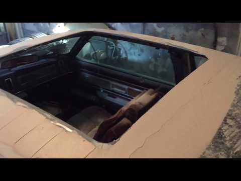 G6 panoramic sunroof install 1987 Buick Regal