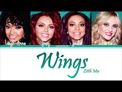 Little Mix - Wings (Color Coded Lyrics)