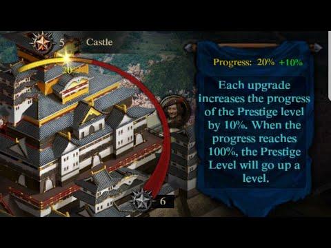 Cash Of Kings, Working Toward PRESTIGE 6 CASTLE Part 1,speed Phase 1 & 2