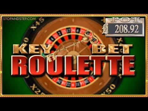 Key Bet Roulette Gambling Session