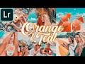 - How to edit Orange and Teal | Lightroom Mobile Presets Free DNG XMP 2020 | Orange & Teal Preset