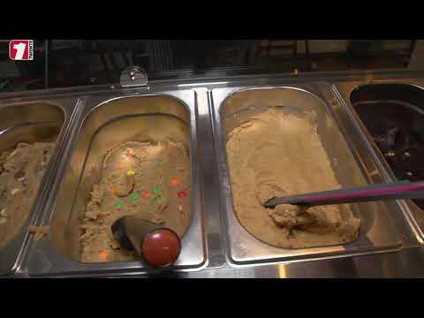 Reportage: Amerikaanse trend cookie dough bar in Enschede (1Twente Enschede)