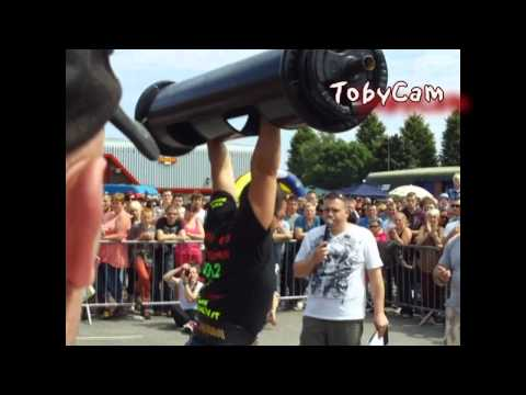North Lincolnshire's Strongest Man 2012 - TobyCam