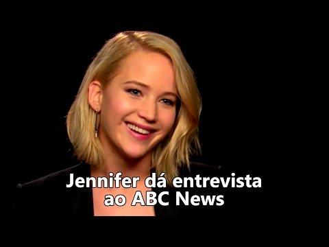 Jennifer Lawrence sobre vida após Jogos Vorazes e término com Nicholas Hoult (legendado)