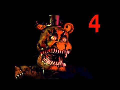 Nightmare Freddy's Music Box [HD]
