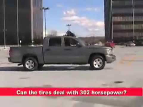 2008 Dodge Dakota pickup truck review