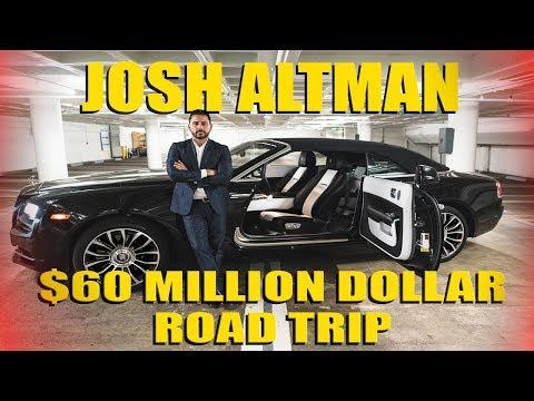 $60 MILLION DOLLAR ROAD TRIP | SAN DIEGO | JOSH ALTMAN EPISODE #007
