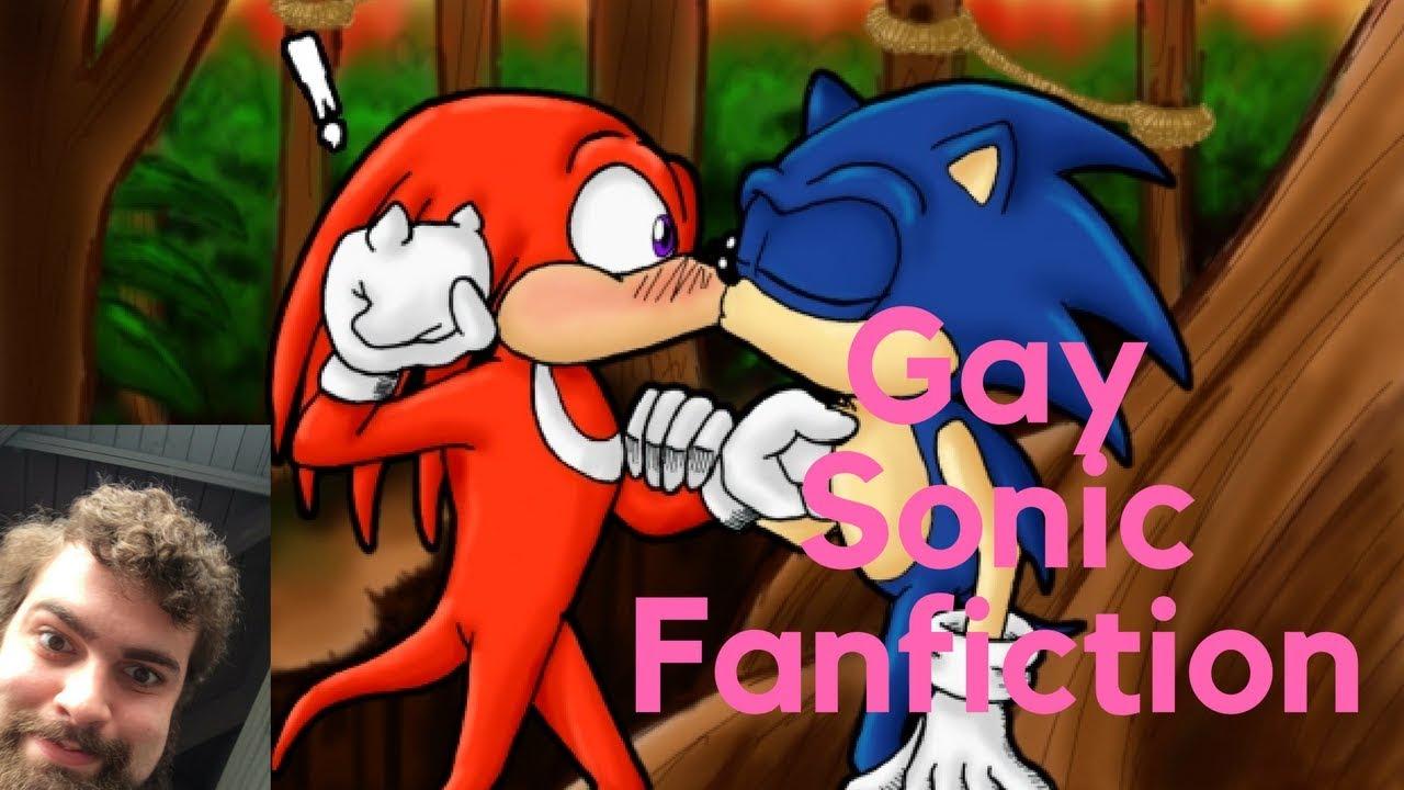 Gay sonic - YouTube