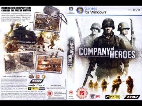 Company Of Heroes Pc Youtube