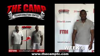 Sunrise FL Weight Loss Fitness 6 Week Challenge Results - Anthony Marsh