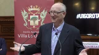Presentación del XXI Torneo Internacional de Baloncesto Villa de La Orotava