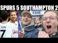 SPURS 5 SOUTHAMPTON 2!! HARRY KANE HATRICK + RECORD BREAKER! - MATCHDAY VLOG ⚽⚽⚽