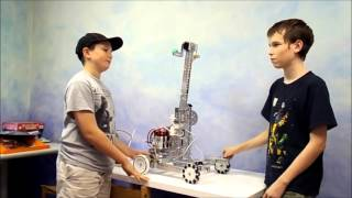 If(Space) Invaders FTC Video