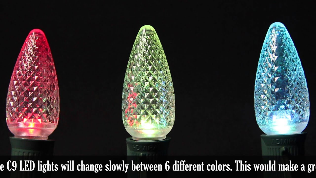 Led Christmas Lights Color Changing