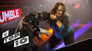 Royal Rumble Match entrance ambushes: WWE Top 10, Jan. 26, 2020