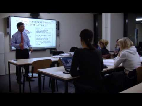 Interview Bachelor/MBA Lecturer - Munich Business College, Germany - EU Business School