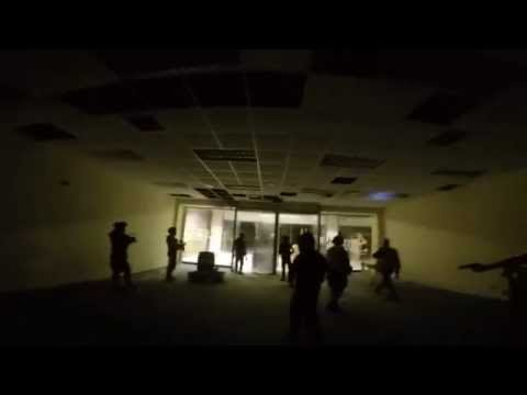 Drug wars at the Mall, Reading. Lithuanian airsoft community. Royal Baltic Forces. War Machines.