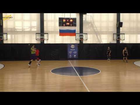Nobilia - Среднерусский банк. Лига развития (1). Тур 3. Сезон 2019/20