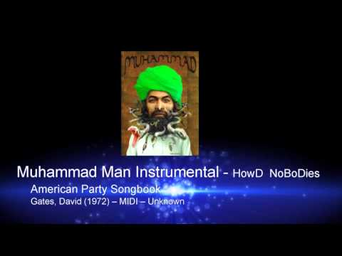 AMERICAN PARTY SONGBOOK - SEE NEW UPDATED Muhammad Man Karaoke - HowD NoBoDies