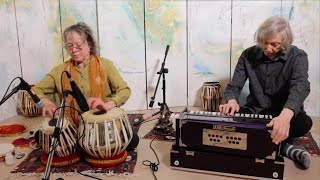 A Tabla Solo in Rupak Taal, and a Hindu Chant, with Caroline Tapp and Neil Kensit