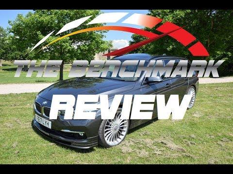 The Benchmark Review - Alpina D3 Biturbo F31 Touring