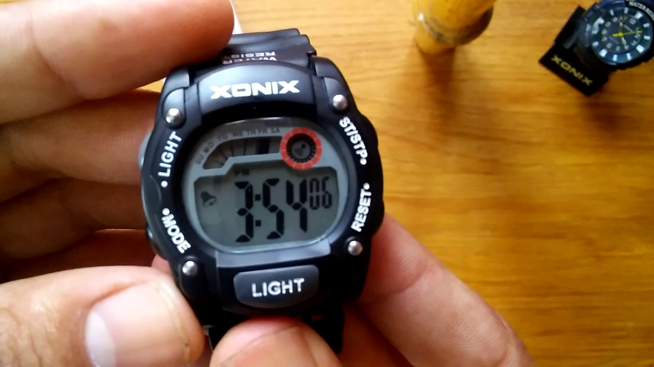 Xonix hrm3 - YouTube