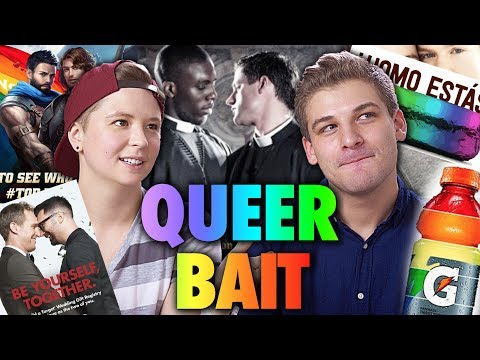 Pride and Pinkwashing: How Gay Baiting Affects LGBT+ Consumers (ft. Ash Hardell) | David Levitz