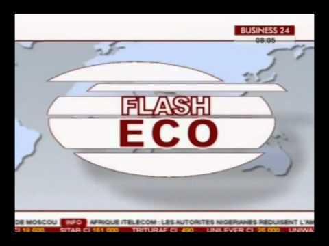 Flash Eco Afrique / Edition du Jeudi 10 Decembre 2015