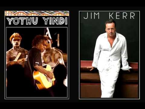 YOTHU YINDI Feat. JIM KERR Dots On The Shell