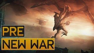 Warframe: New-War Buildup & How to Kill the Ropalolyst - 4 min Solo