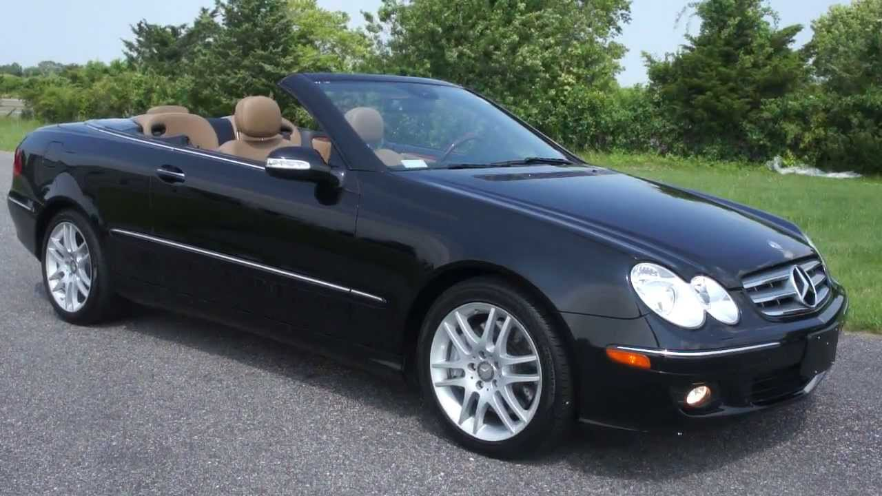 2006 mercedes clk350 convertible for sale cars for Mercedes benz clk350 convertible for sale