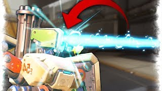 NEW Bastion Ability..?! | Overwatch Best and Funny Moments - Ep.182