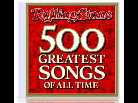 Rolling Stones Magazine Top 500 Songs Of All Time