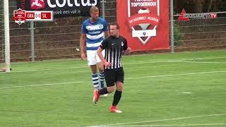 #FTT2018 Highlights Jong De Graafschap - Sportclub Silvolde