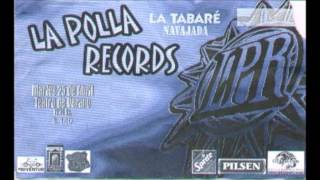 La Polla Records - vivo Teatro De Verano, Montevideo, Uruguay.