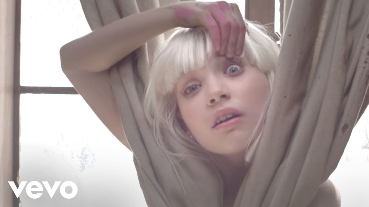 Sia chandelier official video youtube arubaitofo Image collections
