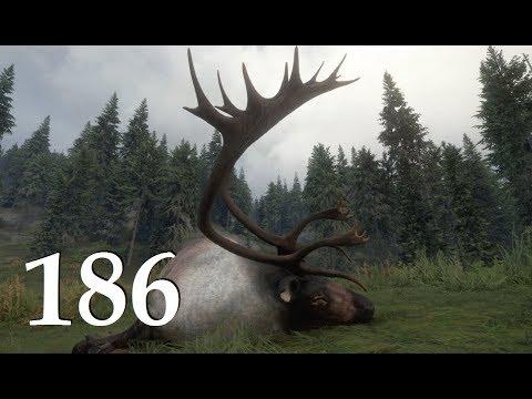 Охота theHunter Call of the Wild Много ТРОФЕЕВ + БРИЛЛИАНТОВЫЙ ЛОСЬ # 186
