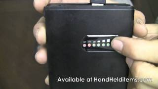 HHI 8800mAh Universal External Back up Battery (For Laptop, Cellphone or iPhone)