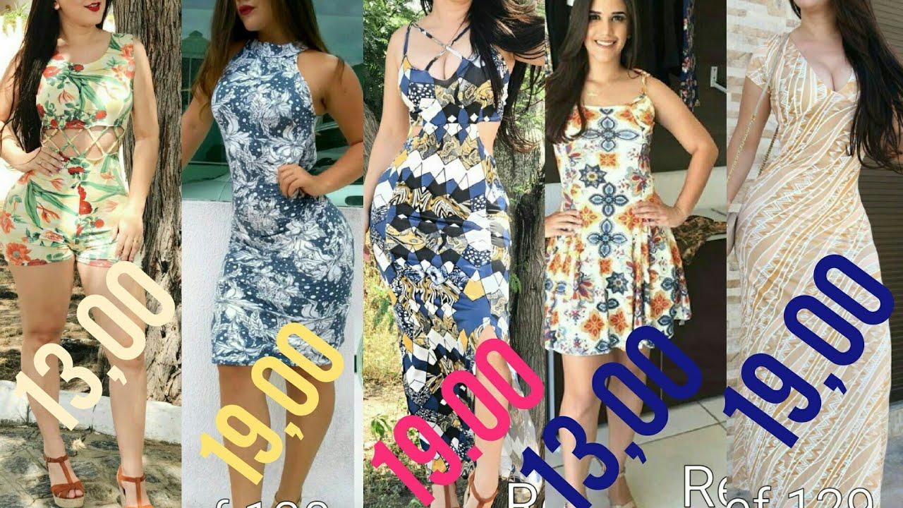 c4988b44e4f8 Atacado vestidos 13,00 reais 096991761847 enviamos pra todo o Brasil ...