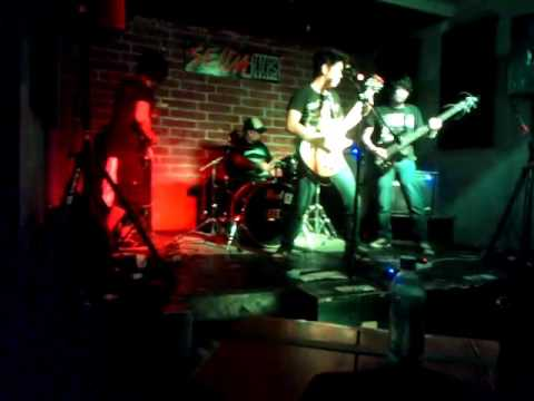 The Last Rites - Breaking the Law (Judas Priest Cover) Live @ Selda Dos (July 17, 2016)