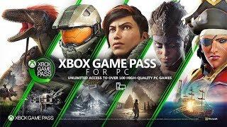 XBOX GAME PASS PC / Видео