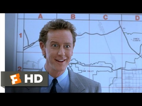 Beverly Hills Cop 3 (2/9) Movie CLIP - Billy's Green Lines (1994) HD