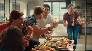 Tijd voor zomer - Tijd voor Thuisbezorgd.nl - 2018