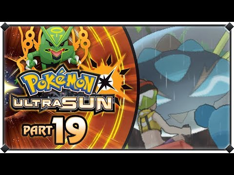 Pokemon Ultra Sun Playthrough with Chaos part 19: The Water Totem