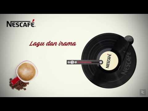 Getaran Jiwa - P.Ramlee - Lirik (versi Iklan Nescafe)