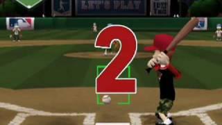 Backyard Baseball 2009 - :30 TV spot