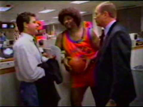 Sports Center Commercial   Ken Howard & Coolidge   White Shadow