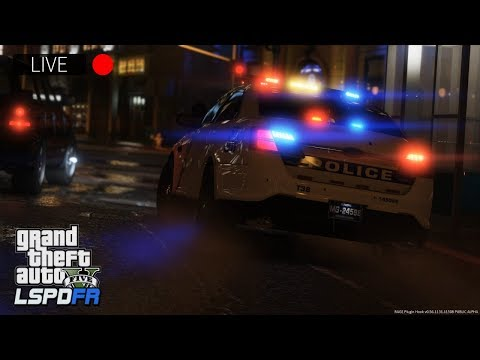 GTA 5 LSPDFR - Day 61 | Live Patrol | Philadelphia Police Department (PPD) #2