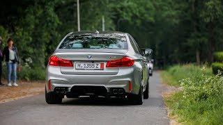 2018 BMW M5 F90 - Accelerations Sounds !