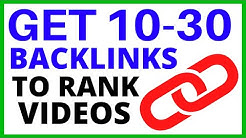How To Create HIGH QUALITY Backlinks - Backlink Generator